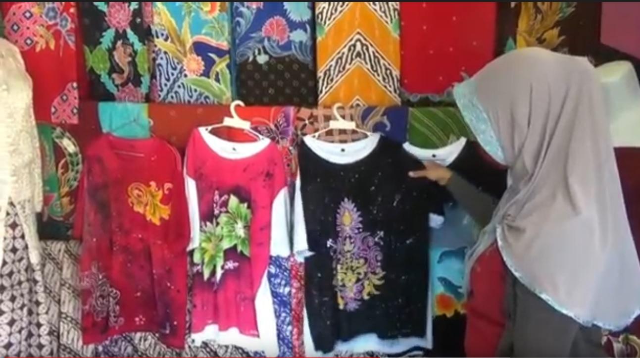 Gaul, Batik Kaos Probolinggo Cocok untuk Anak Muda