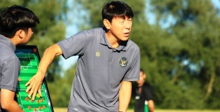 Pelatih Timnas Indonesia U-23, Shin Tae-yong