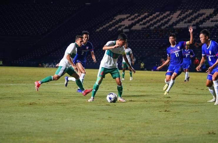 Hantam Taiwan, Indonesia Lolos Kualifikasi Piala Asia 2023
