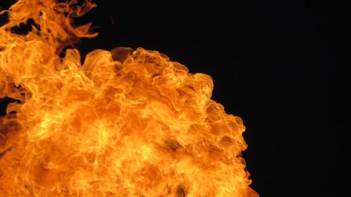 Ilustrasi neraka sumber oase.id/ unspalsh: Andy Watkins