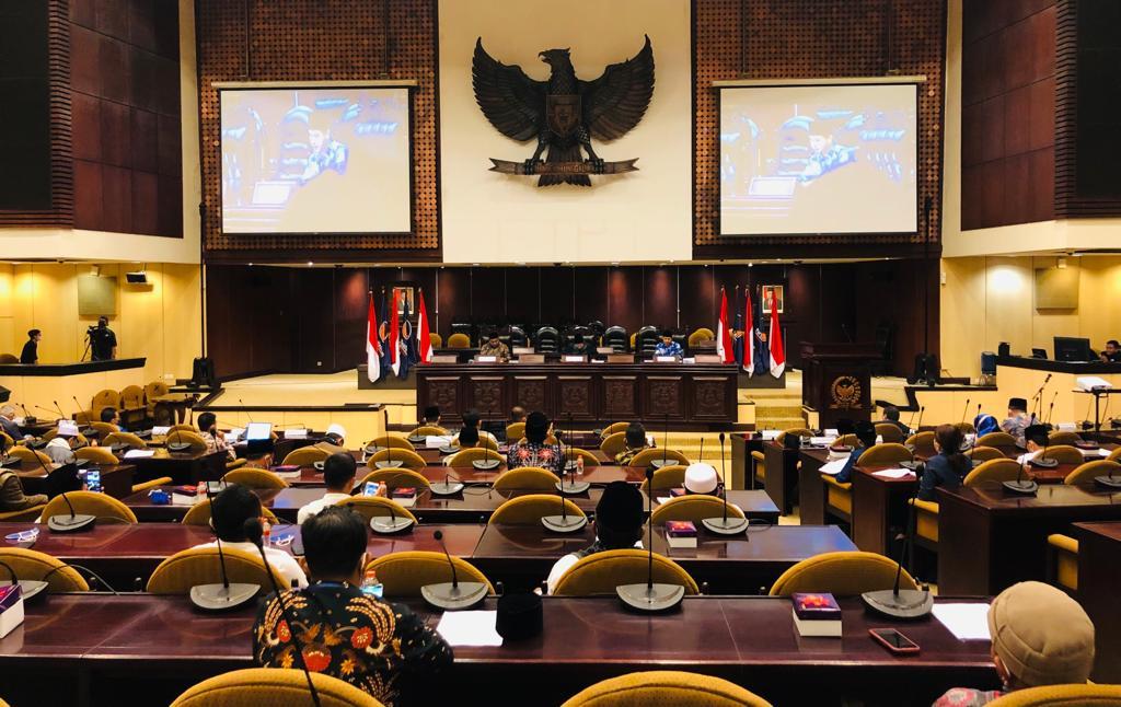 Partai NasDem memperjuangkan ulama besar asal Bangkalan, Madura, Jawa Timur, Syekh Syaikhona Muhammad Kholil sebagai pahlawan nasional (Foto / Nasdem for Clicks.id)