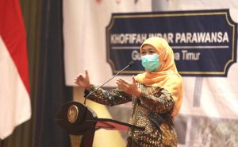 Jatim Gagal Juara Umum PON XX Papua, Ini Kata Khofifah