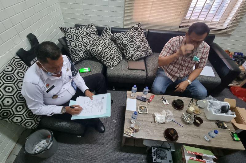 Terbongkar, Penyelundupan Narkoba dalam Speaker Aktif di Lapas Porong