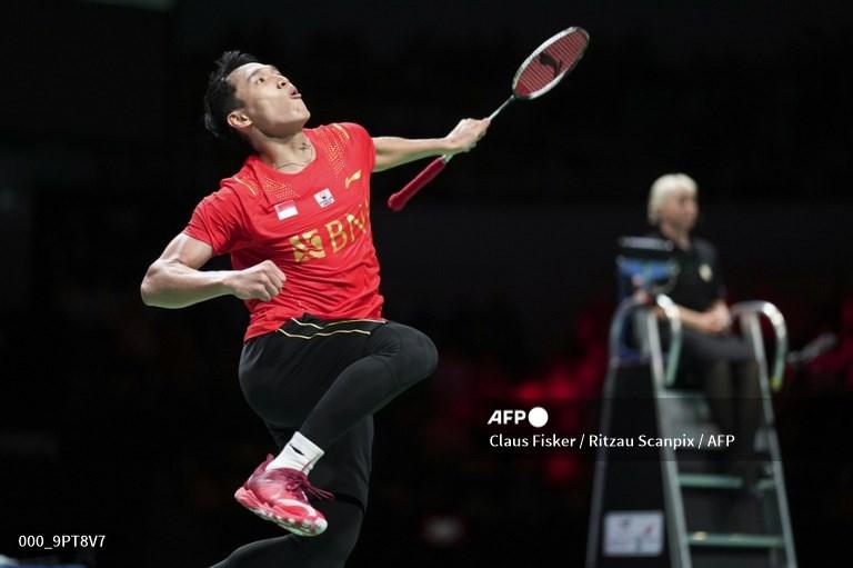 Libas China, Indonesia Juara Piala Thomas
