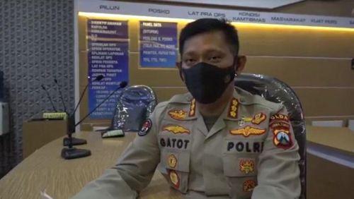 Duch, Oknum Polisi Mojokerto Tertangkap Nyabu Bersama 2 Wanita