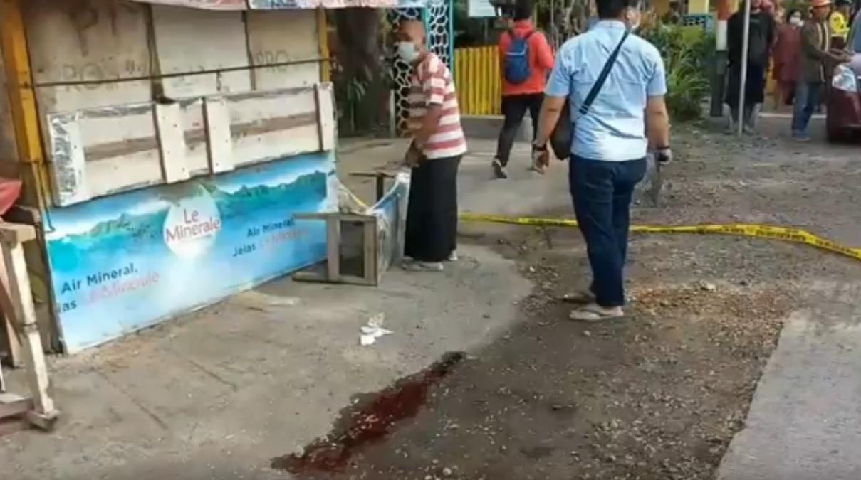 Pemilik Warkop di Pasuruan Tewas Bersimbah Darah