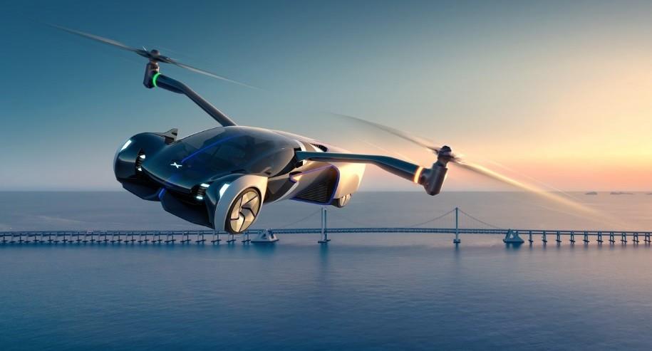 Tak Ingin Ketinggalan, China Segera Luncurkan Supercar Terbang